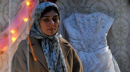 نماد زنهای خانهدار ایرانی