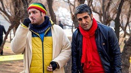 پت و مت سینمای ایران!
