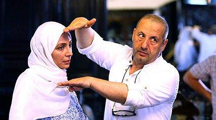 شهامت طالبی در ساخت فیلم