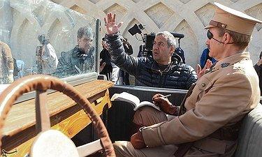 پشت صحنه خیلی جذاب از فیلم «یتیم خانه ایران»