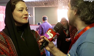 شبنم مقدمی با درساژ در فجر: فیلم اولی ها را دوست دارم
