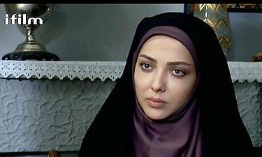 سکانسی از سریال زخم با بازی لیلا اوتادی