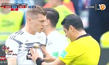 مرور بازی های روز چهارم جام جهانی در  فصل داغ فوتبال