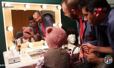 گیر دادن جناب خان به مدل موی نیمار
