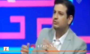غوغای استاد رائفی پور در برنامه جهان آرا، شبکه افق