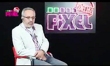 پشت صحنه سریال پیکسل + دانلود کامل