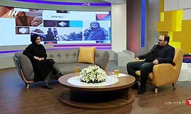دنیا مدنی مهمان برنامه ایرانیوم