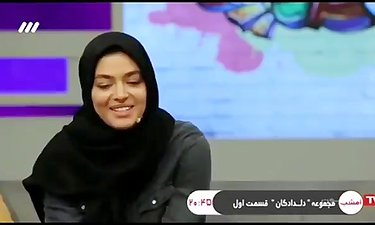 مصاحبه ریحانه پارسا با برنامه ایرانیوم