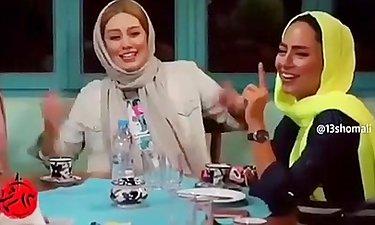 فیلم لو رفته عاشقی سمانه پاکدل و هادی کاظمی