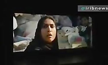 واکنش عراقی ها به پخش سرود ملی ایران در سالن قبل از نمایش فیلم به وقت شام