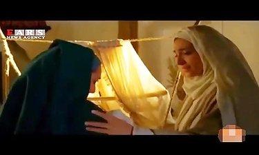 سکانس فوق العاده محمد رسول الله(ص)
