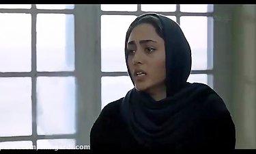 صحنه ماندگار گلشیفته فراهانی در فیلم درباره الی