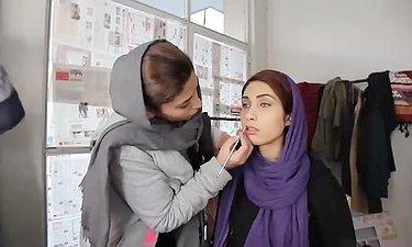 دومین ویدئوی پشت صحنه فیلم «پاسیو» به کارگردانی مریم بحرالعلومی