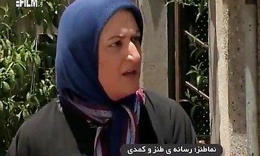 موتور سواری مریم امیر جلالی در خانه به دوش