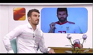 حسین ماهینی : من زیراب رامین را نزدم!!