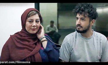 مخ زنی دختر در دو دقیقه - سکانسی از فیلم شماره 17 سهیلا