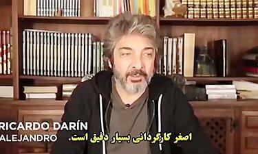 """پشت صحنه فیلم """"همه می دانند"""" اخرین ساخته اصغرفرهادی"""