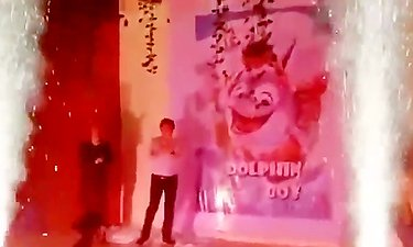جشن آغاز تولید انیمیشن «پسردلفینی»