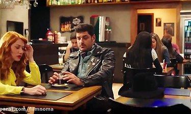 سام درخشانی و زن خارجی - سکانس خنده دار فیلم تگزاس
