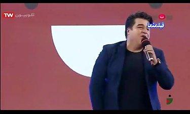 اجرای شاد مهدی یغمایی و مهران غفوریان در مسابقه ادابازی خندوانه