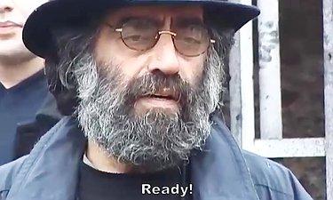 پشت صحنه ی ساخت عنوان بندی فیلم «سربازهای جمعه»