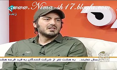 نیما شاهرخ شاهی در برنامه امروز هنوز تموم نشده- پارت4