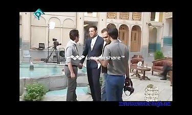 """پشت صحنه برنامه """"امروز هنوز تموم نشده""""اصفهان"""