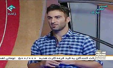 حنیف عمران زاده در برنامه امروز هنوز تموم نشده