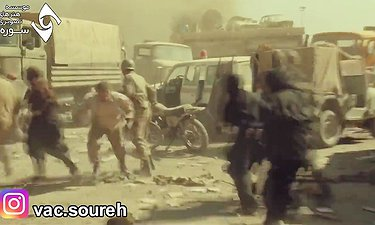 سکانسی از فیلم تنگه ابوقریب
