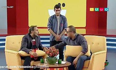 مسابقه جناب خان ، عمو قناد و رامبد جوان