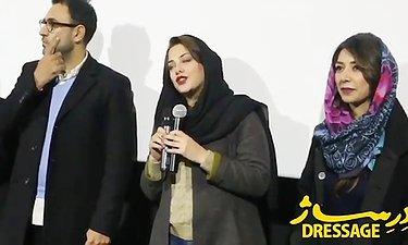 ویدئویی از اکران مردمی فیلم سینمایی درساژ