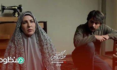 """سکانس کسب اجازه """"احسان"""" از مادرش برای اعزام به جبهه"""