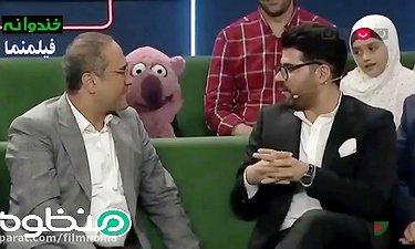 جناب خان و داستان جالب فوتبالیست بودن حامد همایون