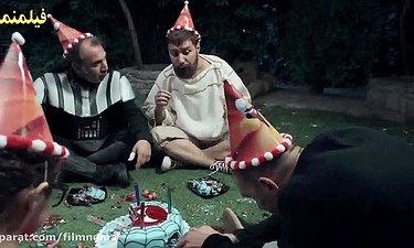 شوخی خرکی با جواد عزتی - فیلم کمدی خرگیوش