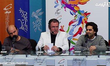 پاسخ مسعود بخشی به ارتباط فیلم یلدا با سفارت فرانسه