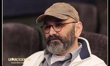 اکران «سونامی» دوشنبه شب با حضور بهرام رادان در سینما آزادی