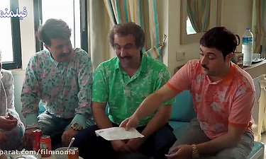 نقی معمولی و خالکوبی بهتاش - سریال پایتخت 5