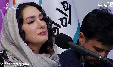 صحبت های هانیه توسلی در نشست خبری فیلم ایده اصلی