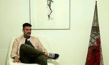 "پشت صحنه فیلم ""سرکوفت"" با بازی محمدامین کریم پور"""