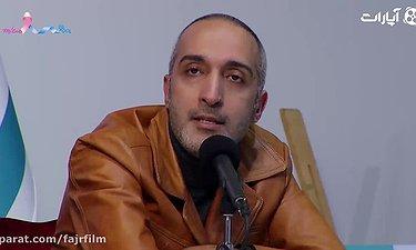 امیرمهدی ژوله: شاه سکانس فیلم سونامی حذف شد