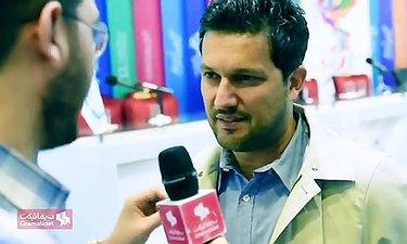 مصاحبه با حامد بهداد بازیگر فیلم قصر شیرین و جاندار