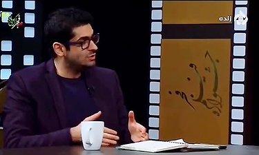 تمجید برنامه نقد سینما و میلاد دخانچی از فیلم قسم ساخته محسن تنابنده