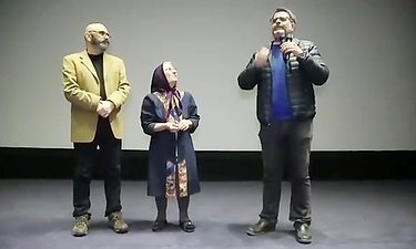اولین اکران بی هوای آشغالهای دوست داشتنی در پردیس چارسو