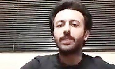 گفتگوی زنده اینستاگرامی  حسام محمودی با مخاطبان لحظه گرگ و میش