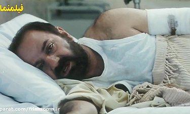 سکانس ملاقات رضا مارموبک و آخوند در بیمارستان - فیلم مارمولک