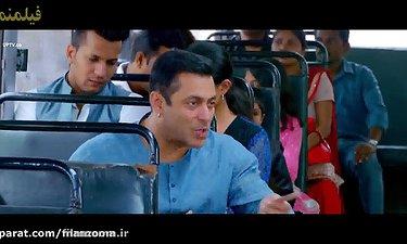 درگیری خنده دار سلمان خان و کارینا کاپور - فیلم هندی Bajrangi Bhaijaan 2015