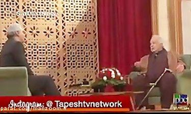 ویدئوی کامل مصاحبه «ناصر ملک  مطیعی» در برنامه دورهمی که از تلویزیون