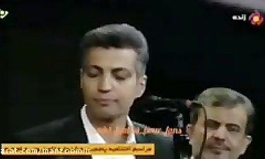 کنایه های فردوسی پور به مدیر شبکه سه بعد از دریافت جایزه بهترین برنامه