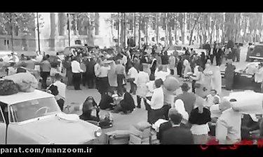 دعوت غلامرضا تختی برای حمایت از آسیبدیدگان
