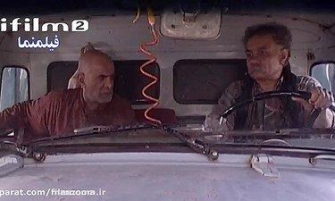 خداحافظی خنده دار علی صادقی - سریال متهم گریخت